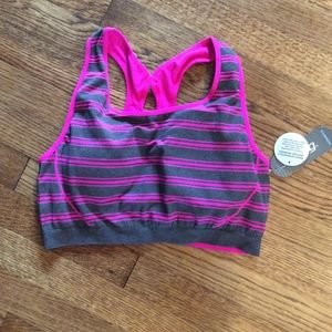 BCG SPORTS BRA NEW WITH TAGS